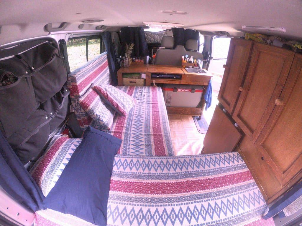 Molto Come camperizzare un furgone fai da te senza omologazione UZ03