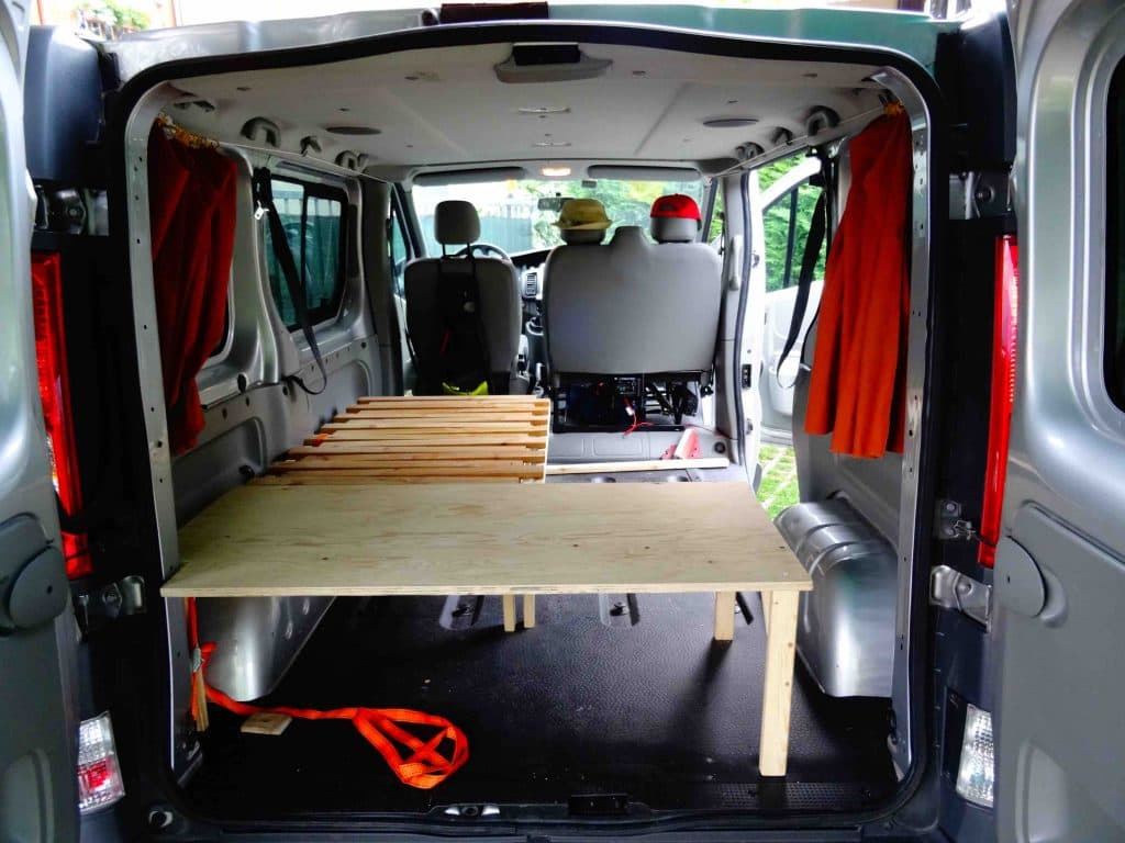 Popolare Come camperizzare un furgone fai da te senza omologazione PG42