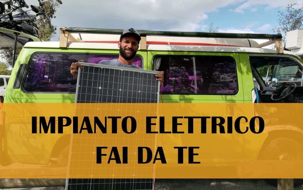 Schema Elettrico Camper : Impianto elettrico van tutto quello che devi sapere vansweetfun